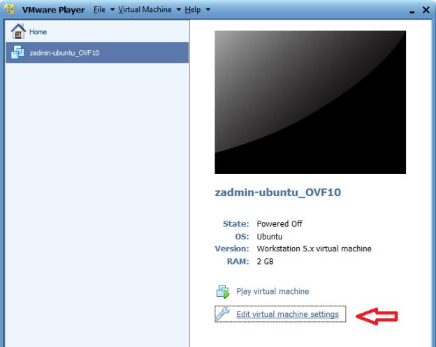 Zarafa VMware virtual appliance - Zarafa wiki